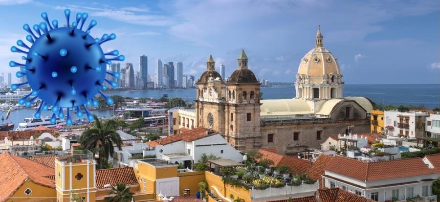 Cifras del Covid-19 en Cartagena, en vez de disminuir tienden a crecer