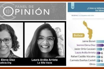 Dos cartageneras, entre las mujeres más destacadas del país según Cifras & Conceptos