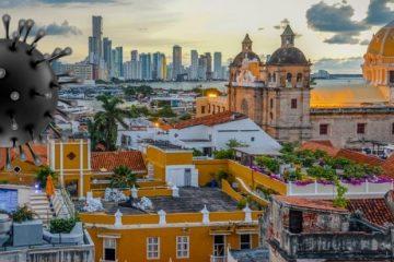 Cartagena en octubre: 3.310 nuevos contagios y 40 nuevos muertos por Covid