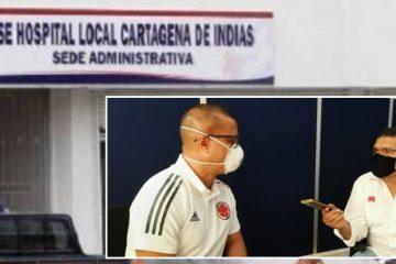 «La formalización laboral de la ESE necesita el respaldo del Ejecutivo»:  Rodolfo Llinás