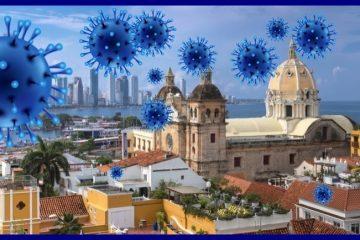 Cartagena en noviembre: 4.290 nuevos contagios y 43 nuevos decesos por Covid-19