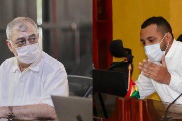 Sobre la inversión en Cartagena, Bejarano le pide a Dau que hablen «con cifras y pruebas»