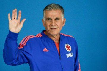 ¡Oficial! Carlos Queiroz no es más el técnico de la selección Colombia