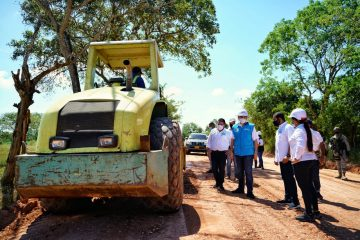 Gobernación entregará en 2021 vía Magangué-Barranco de Yuca y alcantarillado de Mompox