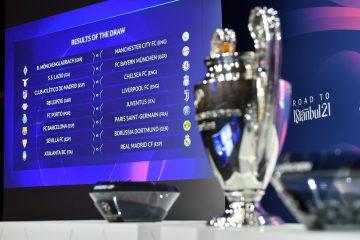 Analizamos los emocionantes cruces de octavos de final de la Champions League 2020-2021 – StereoFútbol