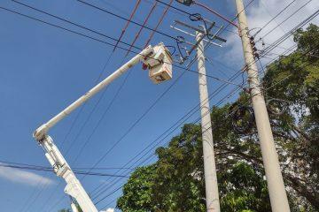 Conoce la programación de suspensiones del servicio de energía en la primera semana de febrero
