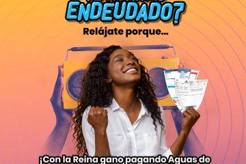 Aguas de Cartagena y Efecty se unen para premiar a los usuarios 'buena paga'