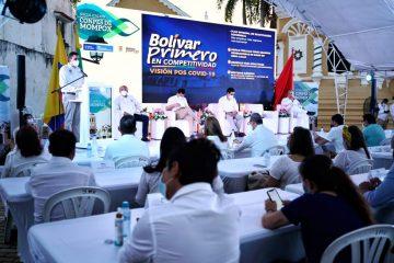 Gobernación de Bolívar y DNP presentan plan de inversiones para modernizar a Mompox