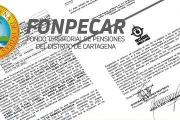 Procuraduría absuelve a exdirectores del Fondo de Pensiones de Cartagena