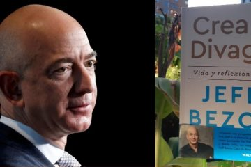 Crea y divaga: vida y reflexiones de Jeff Bezos