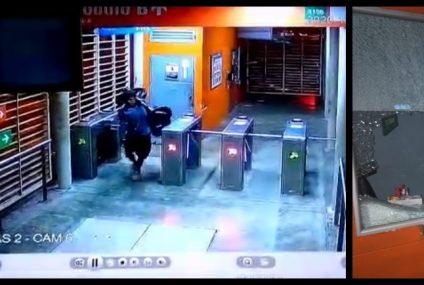 Estaciones de Transcaribe, expuestas ante la delincuencia por falta de vigilancia