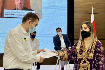 Emiratos Árabes dona 100 unidades de cuidados intermedios a Bolívar