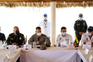 En Consejo de Seguridad definen recompensa y aumento de pie de fuerza en El Salado