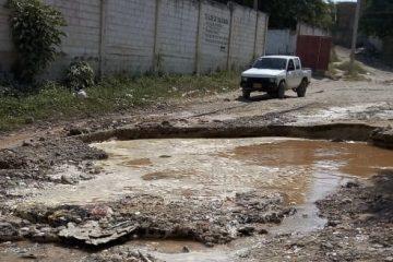 ¡Atención! Por daño en tubería en el barrio 20 de julio, se suspende el servicio de agua potable en el 50% de Cartagena