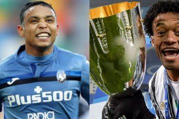 Muriel marca un nuevo gol y Cuadrado suma su décimo título en Italia