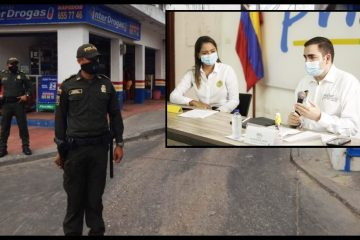 Gobernación dicta medidas para mitigar expansión del Covid en municipios de Bolívar