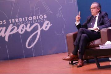 «Logramos hacer una Procuraduría ciudadana»: Fernando Carrillo en su despedida