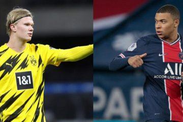 Analizamos a Mbappé y a Haaland y a los duelos emocionantes que tendremos en esta nueva semana de Champions League