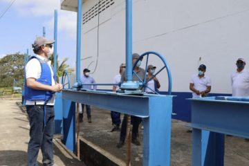 Tecnología y experticia de Acuacar impresiona al Distrito