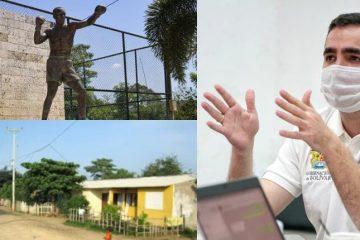 Gobernación garantizarecursos para vía de Palenque y acueducto de la vereda Zapatero