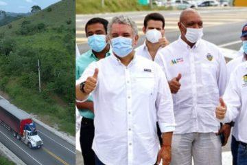 Habilitados 65 kms. de la vía Puerta de Hierro–Palmar de Varela y Carreto–Cruz del Viso