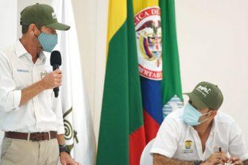 Bolívar presenta avances de proyectos en la primera sesión de territorios PDET en 2021