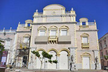 Etcar finalizó obras de mejoras de la fachada y cubierta del Teatro Adolfo Mejía
