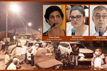 Industriales y comerciantes piden acciones que permitan levantar el paro de camioneros