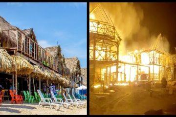 Incendios en Playa Blanca, y otros insucesos en Barú, en la lupa de la Procuraduría