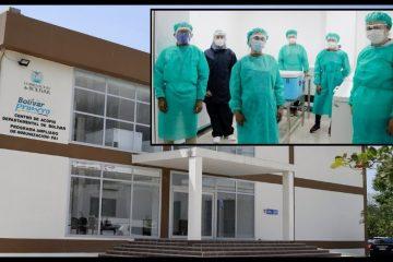 Centro de Acopio de Bolívar, listo para recibir vacunas contra el Covid-19
