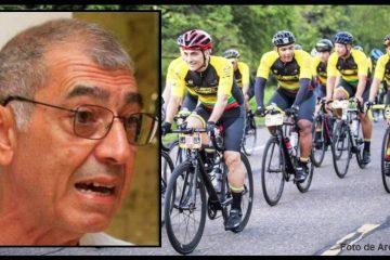 Que los respete y no los llame 'malandrines', le piden ciclistas al alcalde Dau