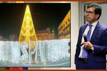 CGR y PGN investigan irregularidades en contratación del alumbrado navideño