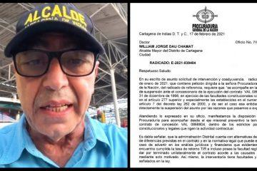 PGN, a la espera de información del Distrito  «para proceder al análisis» de los peajes