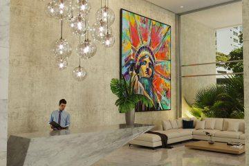 New York Luxury Tower, una exclusiva experiencia en la cúspide del estilo y el confort