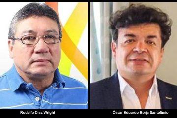 Por «vergüenza y pena ajena» abogado Óscar Borja renuncia a comité pro revocatoria de Dau