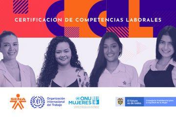 Hasta el 22 de febrero estarán abiertas las inscripciones para certificar competencias laborales de 500 mujeres
