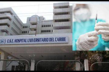 «Todo está listo para comenzar a vacunar este sábado»: autoridades sanitarias