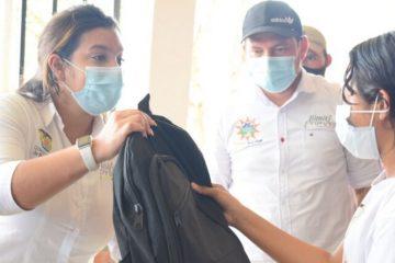 Inicia la reapertura de las residencias escolares en Bolívar