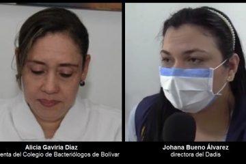 Denuncian presunto mal manejo de la vacunación contra el Covid-19 en Cartagena