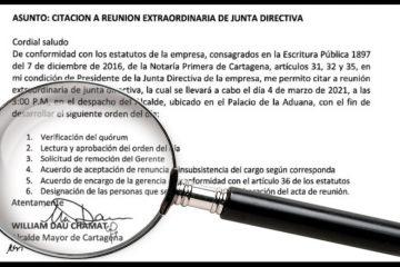 Cisma en Edurbe por inusitada citación a reunión de Junta Directiva
