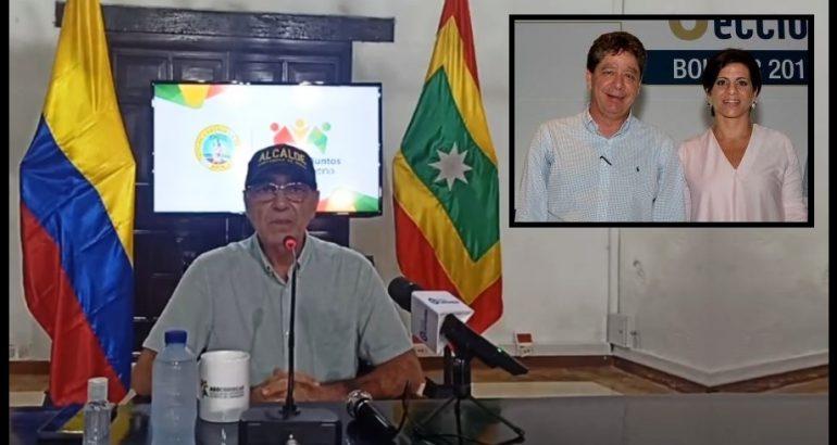 Alcalde justifica razones por las cuales declara persona no grata a gerente de la Andi