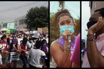 ¿Qué papel juega la institucionalidad en las marchas de la sociedad civil?
