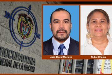 Para fortalecerla, procuradora suma un alfil más a la Procuraduría Provincial de Cartagena