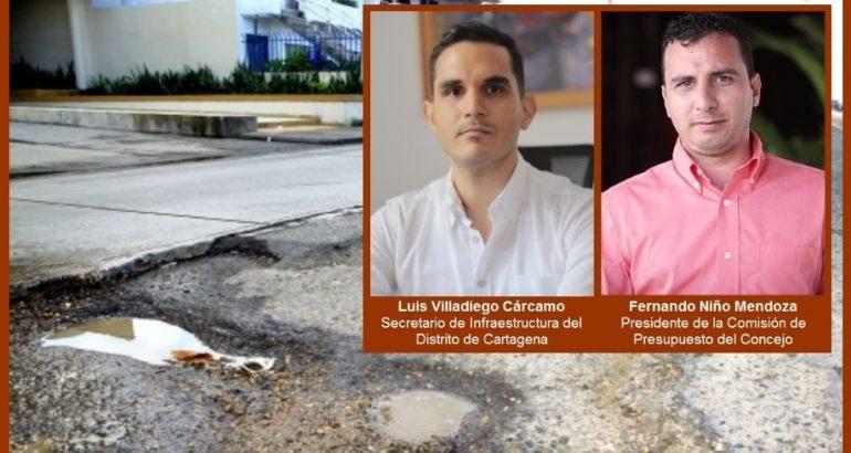 ¿Qué hay tras el 'copy & paste' en el proceso licitatorio de rehabilitación vial de Cartagena?