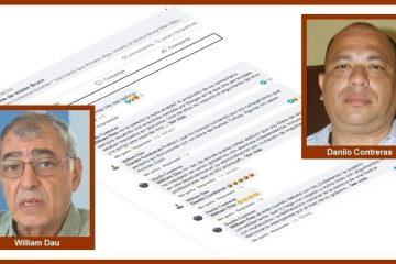 Rifirrafe del alcalde Dau con destacado líder cívico, ¿buen ejemplo de debate público?