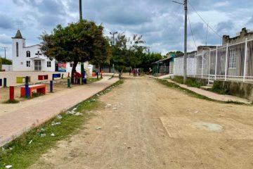 Gobernación de Bolívar construirá 2.3 kilómetros de vías en San Basilio de Palenque