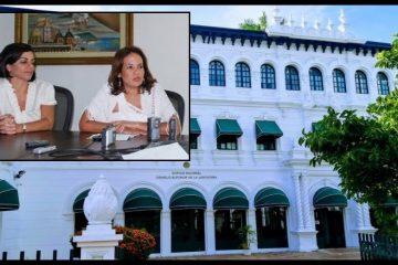 Corte Suprema, a decidir si fue legal o no la venta de una franja de terreno al hotel Dann