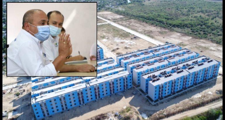 Por incumplimiento de Corvivienda, proyecto 'Ciudadela la Paz' podría siniestrarse