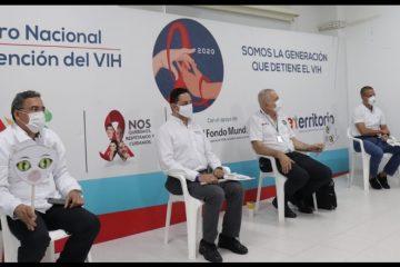 Se gesta alianza interinstitucional contra la transmisión del VIH en Cartagena