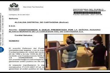 Reactivación de protestas contra los peajes inquieta a la Defensoría del Pueblo